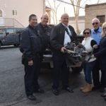 Town of Kearny Fire Department Donates Turnout Gear to Fire Departments in Portugal and the Republic of the Philippines