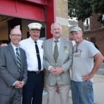 Town of Kearny holds Ribbon-Cutting Ceremony: Re-opening of the Davis Avenue Firehouse (Station 1)