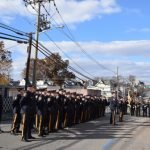Town of Kearny Honors Police Chief John Dowie and Extends Farewell during Retirement Ceremony