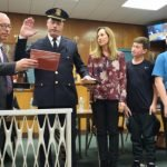Town of Kearny Holds Swearing-in Ceremony for Newly Appointed Police Chief and Deputy Chief