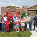 Mayor Santos and Council Members Cardoso and De Castro Open the Newly Renovated Pettigrew Playground in the First Ward