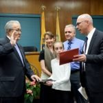 Mayor Alberto G. Santos & Council Members Sworn In To New Terms Of Office
