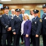 Kearny Fire Department Swearing-in Ceremony