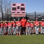 Kearny Recreation Little League Baseball Celebrates Opening
