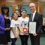 Mayor Alberto G. Santos Issues Proclamation Designating May as Lupus Awareness Month in the Town of Kearny