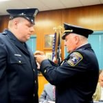 Town of Kearny Holds Swearing-In Ceremony for Newly Promoted Police Captain and Sergeant