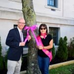 Tie a Ribbon Campaign™ Kicks Off in Front of Kearny Town Hall