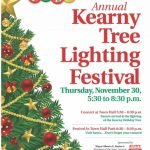 Save The Date! Annual Kearny Uez Holiday Tree Lighting Festival Is Thursday, November 30th , 5:30 – 8:30 P.M.