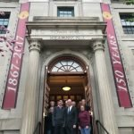 Town of Kearny Sesquicentennial: Presentation of the Town Hall 150th Anniversary Banners