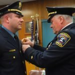 Town of Kearny Holds Swearing-In Ceremony for Newly Promoted Police Lieutenants and Sergeants