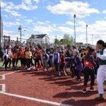 Kearny Recreation Softball Opening Day