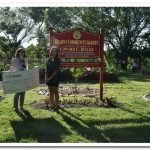 SUEZ Makes Donation to Kearny Community Garden
