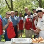 Kearny Holds Annual Senior Citizens Picnic