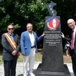 Kearny Dedicates Peruvian Heritage Park and Monument at Riverbank Park