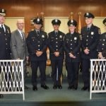 Town of Kearny Holds Swearing-In Ceremony for Newest Kearny Police Officers