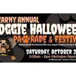 Annual Kearny Doggie Halloween PAWrade & Festival