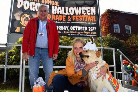 Annual Kearny Doggie Halloween PAWrade and Festival