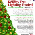 Annual Kearny KUEZ Holiday Tree Lighting Festival