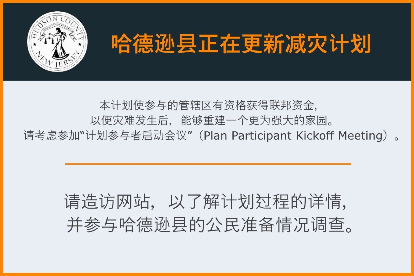 HudsonCounty HMP SocialMedia_2_Chinese
