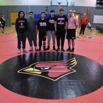 Kearny Recreation Wrestling Receives New Wrestling Mat Donation