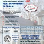 Town of Kearny Announces Home Improvement Program