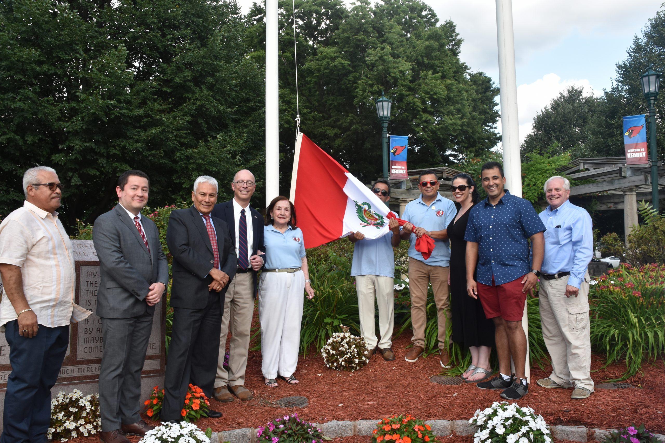 2021-07-09 PERUVIAN FLAG RAISING AT TOWN HALL 7-9-2021_00008