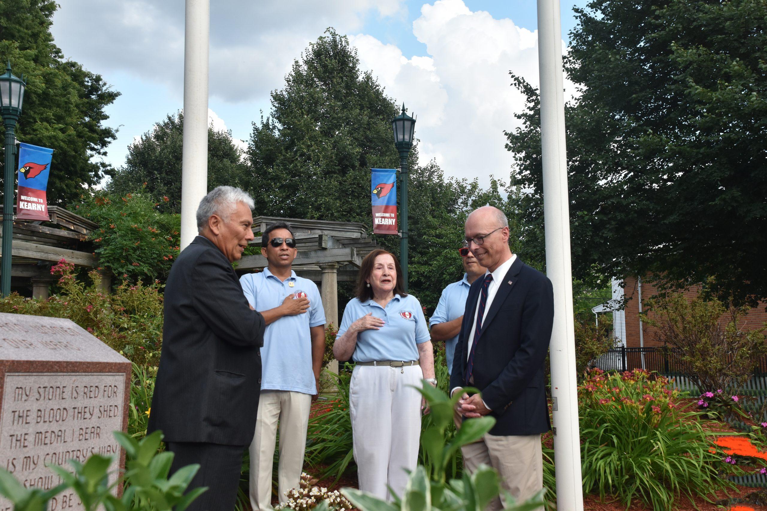 2021-07-09 PERUVIAN FLAG RAISING AT TOWN HALL 7-9-2021_00039