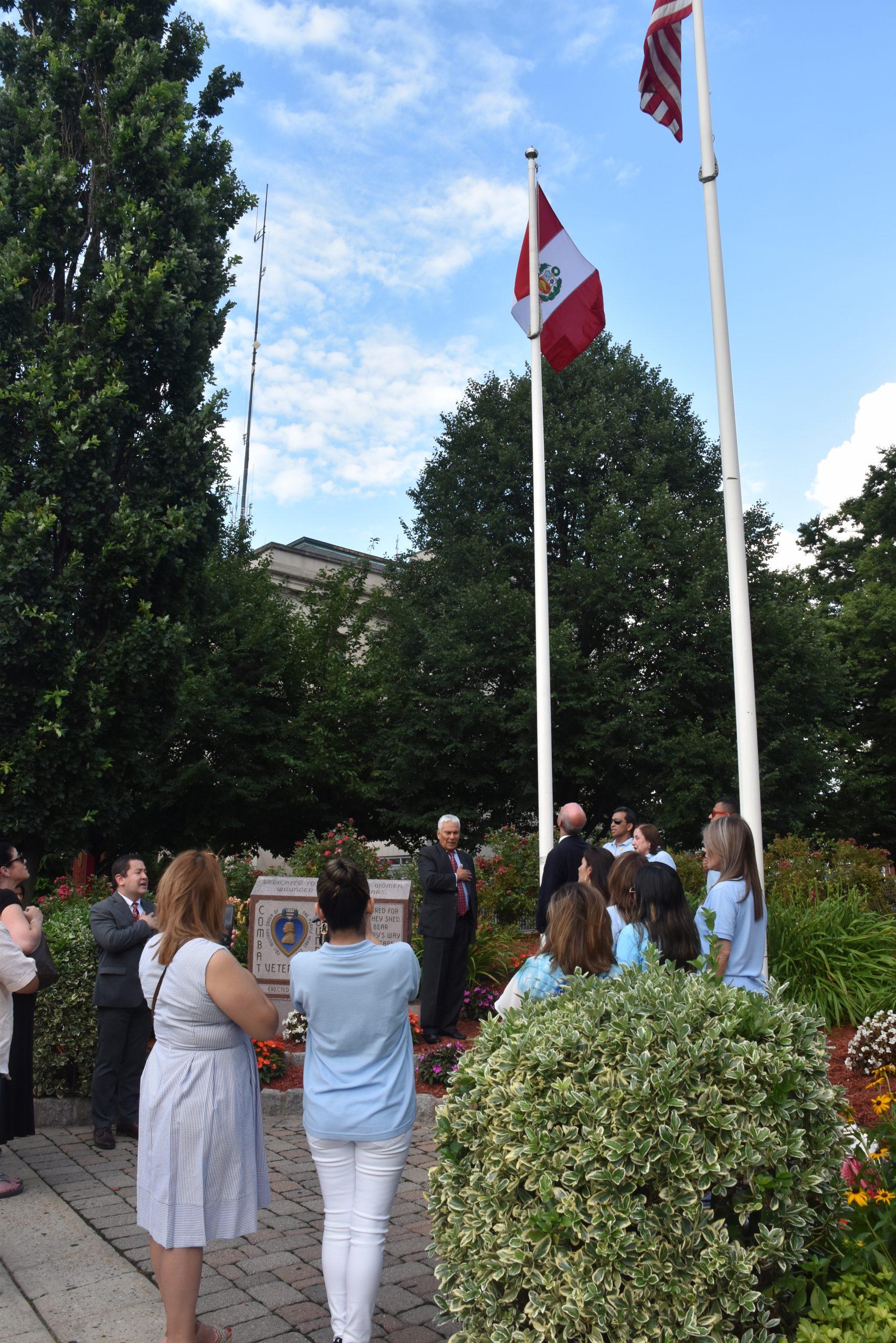 2021-07-09 PERUVIAN FLAG RAISING AT TOWN HALL 7-9-2021_00050