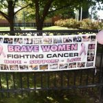 Town of Kearny holds Annual Tie a Ribbon Breast Cancer Awareness Event